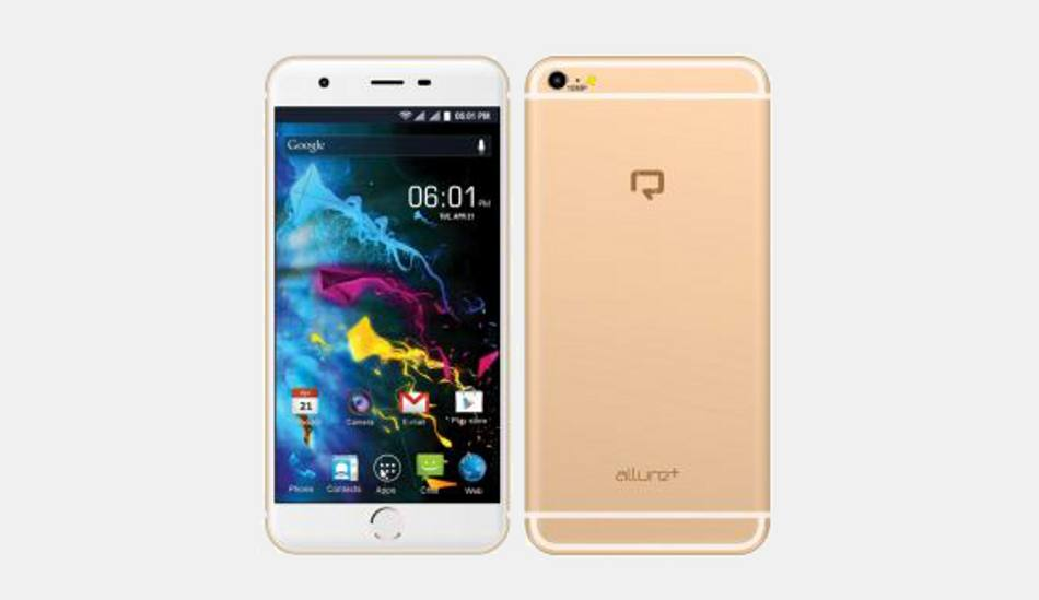 Reach Allure+ with 4G, 10MP camera launched in India at Rs 5,444