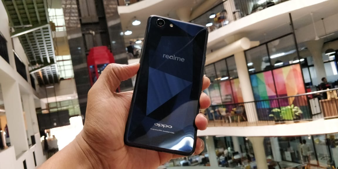 Base Variant of Realme 1 launched for Rs 8,990