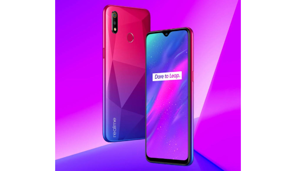 Realme 3 Diamond Red to launch in India soon