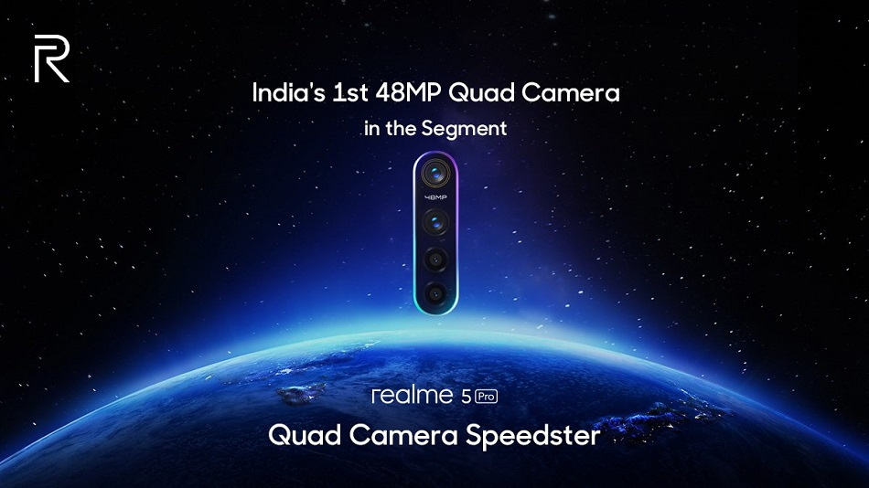 Realme 5 Pro new update brings charging animation, Realme PaySa, June security patch and more