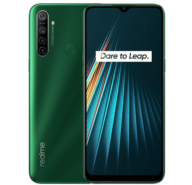 Realme 5i gets a new variant in India with 128GB storage