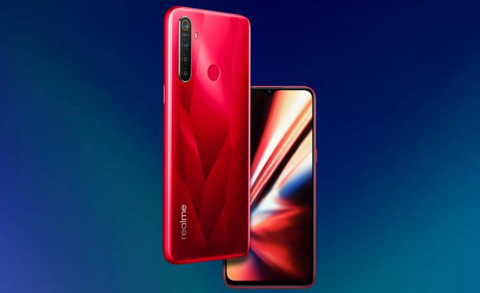 Realme 5 and Realme 5s new update brings May Android security patch and improved system stability