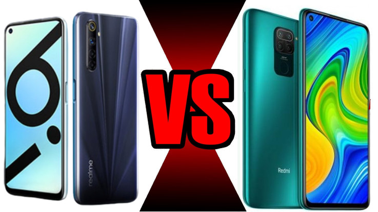 Realme 6i vs Redmi Note 9: Which one should you buy?