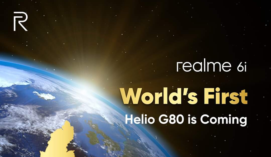 Realme 6i confirmed to feature 16MP selfie camera and 5,000 mAh battery