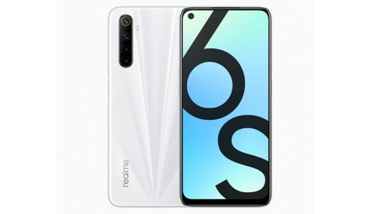 Realme 6s to launch in India next week as Realme 6i