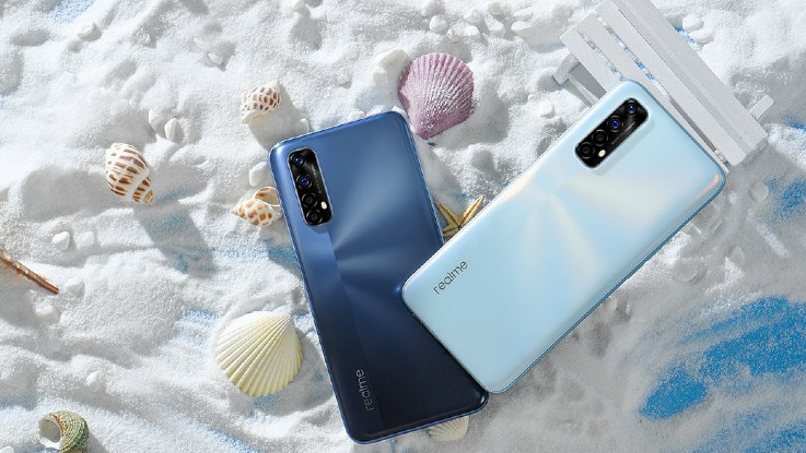 Realme 7 sale to be held today for the first time at 12 PM