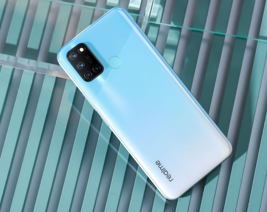 Realme 7i colours and storage options leaked ahead of India launch