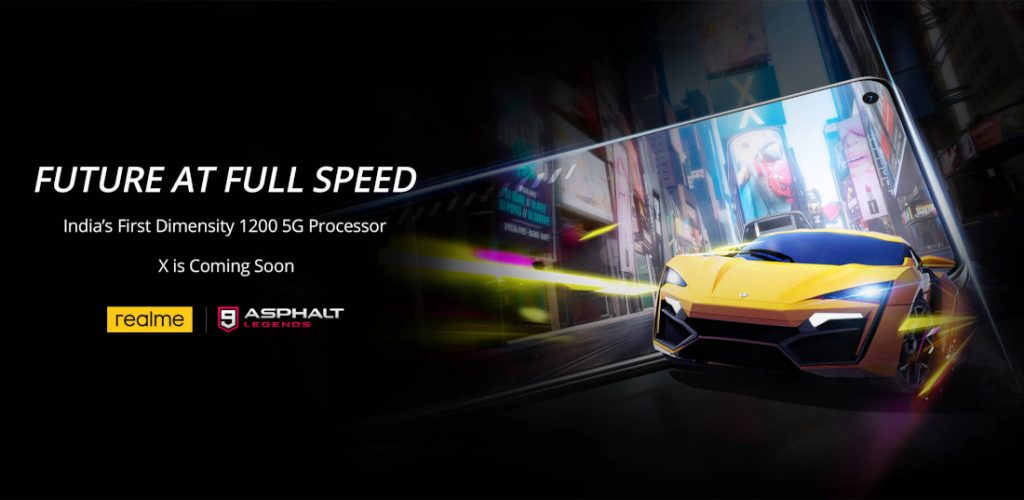 Here are Realme X7 Max 5G confirmed specs, box contents revealed too