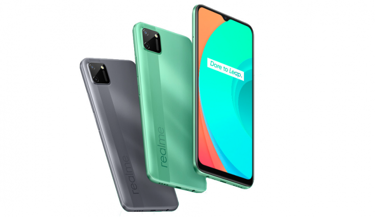 Realme C11 with MediaTek Helio G35 processor launched in India