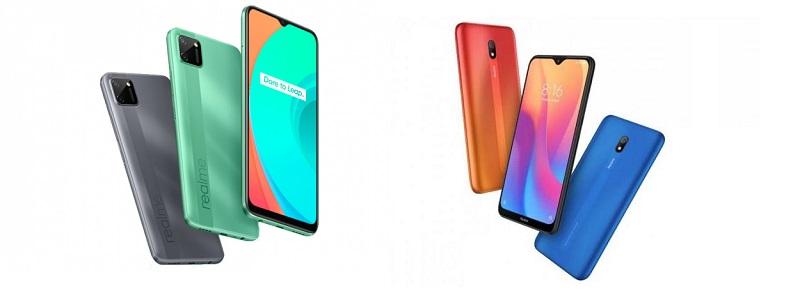 Realme C11 vs Redmi 8A: Clash of Budget Smartphones