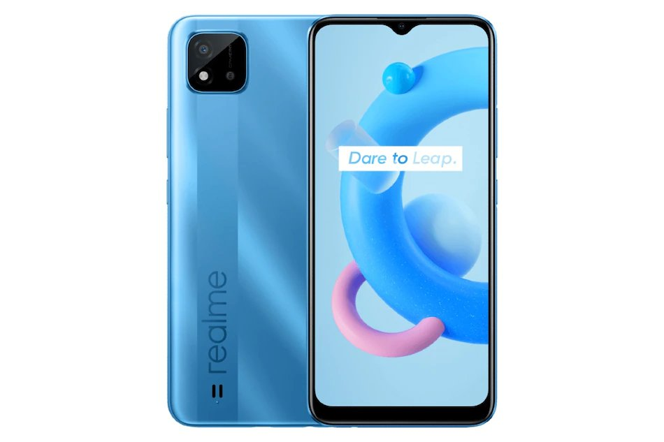 Realme C20A announced with MediaTek Helio G35 SoC, 5000mAh battery