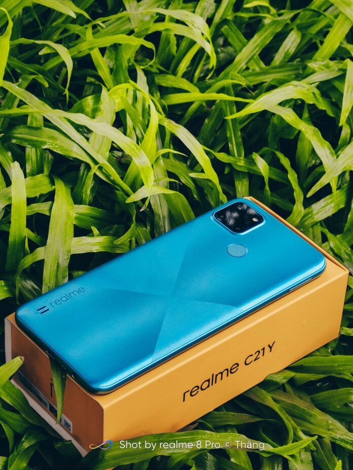 Realme C21Y will launch soon as Realme's first Android Go phone