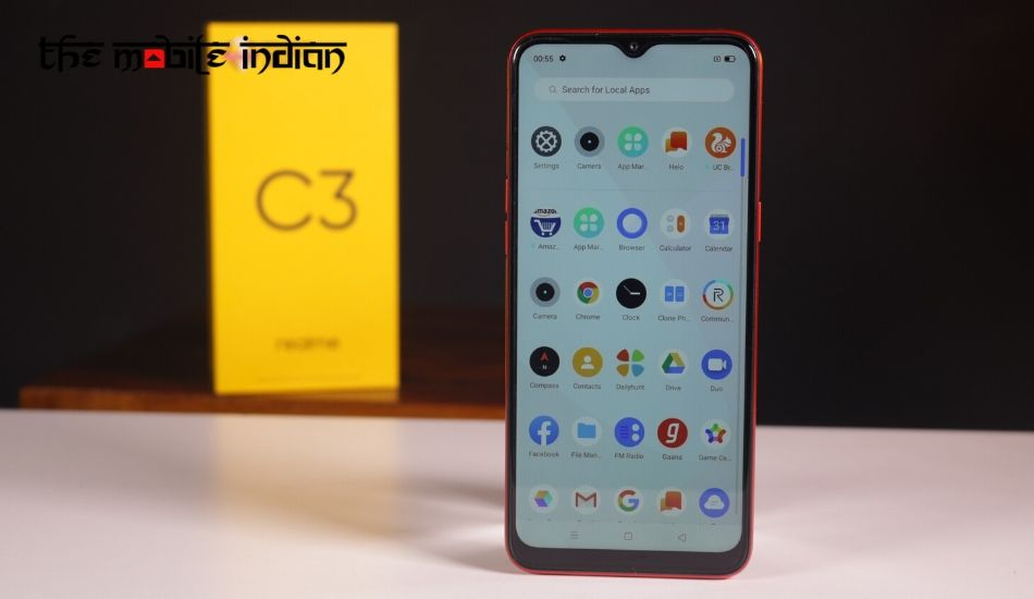 Realme Narzo 10A and Realme C3 price hiked in India