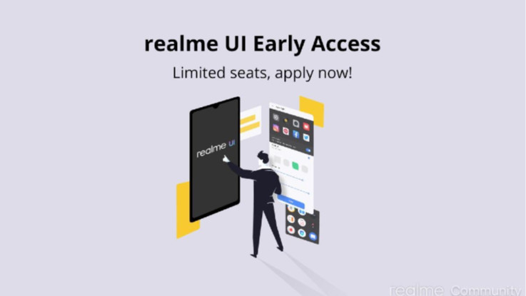 Realme UI early access programme for Realme 3 Pro and Realme XT goes live