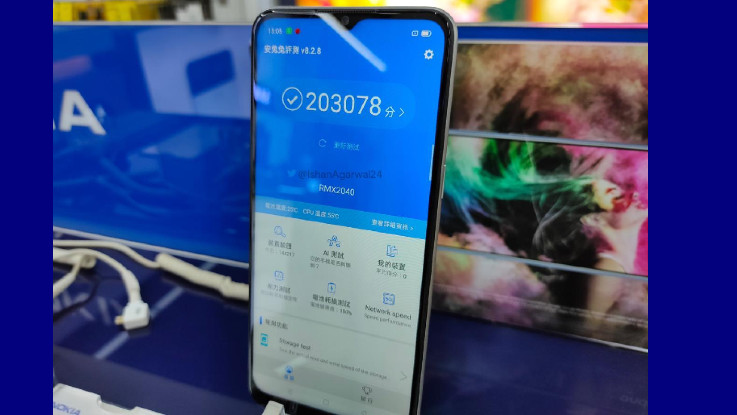 Realme Narzo 10 live image, price and more leaked online