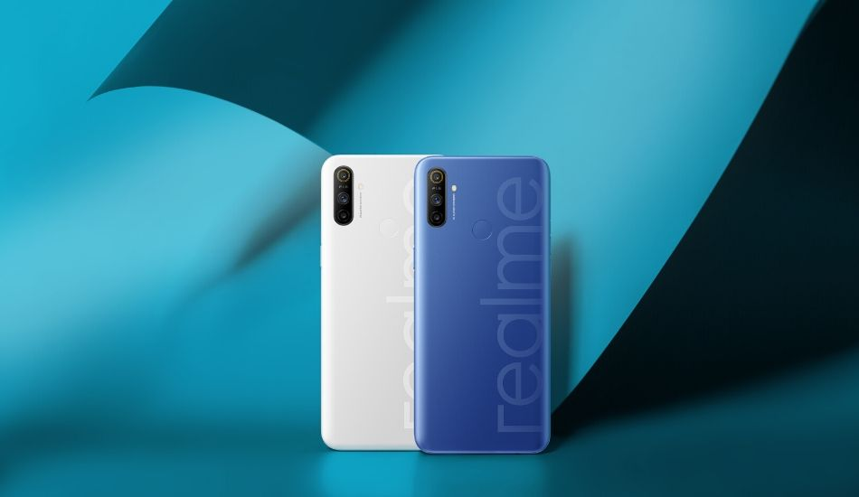 Realme Narzo 10A to go on its first sale today: Check price, specifications, offers