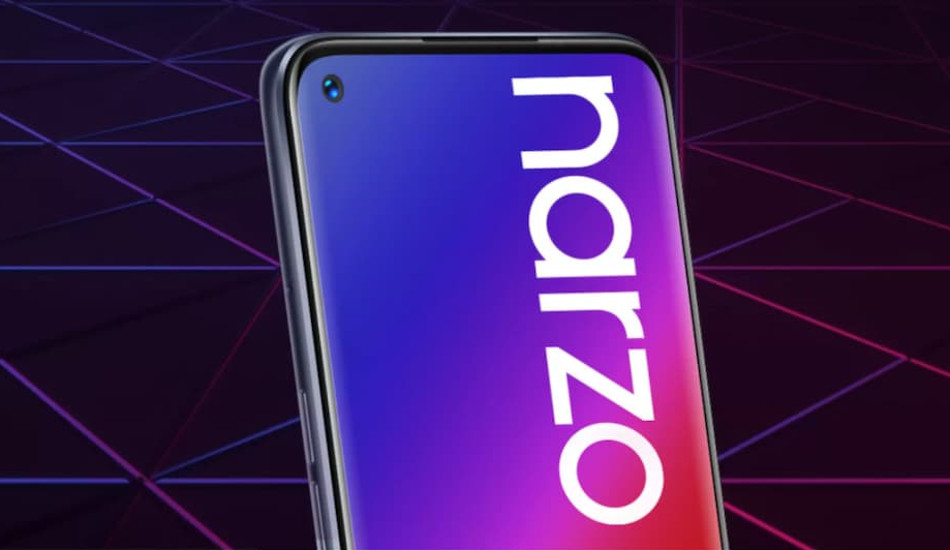 Realme Narzo 20 first sale to be held today at 12 noon via Flipkart, Realme.com