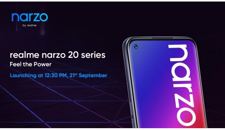 Today 21 September 2020 Technology News Highlights: Realme Narzo 20 series, OnePlus 8T