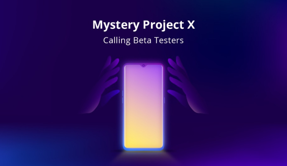 Realme inviting beta testers for Project X software