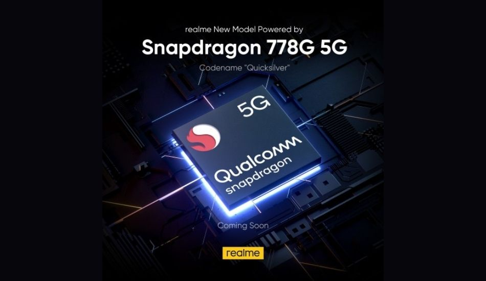 Realme Quicksilver in works, to be powered by the Snapdragon 778G 5G SoC