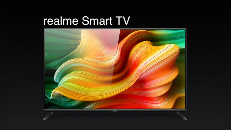 Realme Smart TV with MediaTek chipset launched in India
