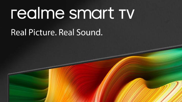 Realme TV design, key details confirmed on Flipkart ahead of May 25 launch