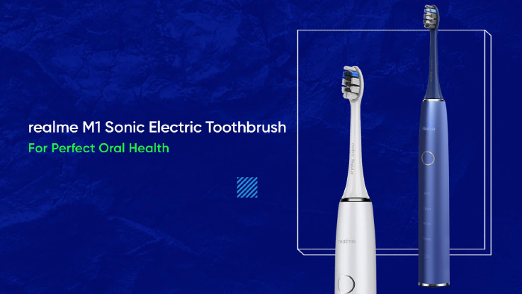 Realme M1 Sonic Electric Toothbrush to launch in India on September 3