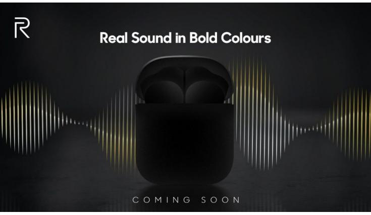 Realme Buds Air to feature wireless charging support