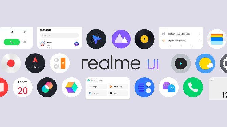 Realme announces UI 2.0 early access roadmap for its range of smartphones