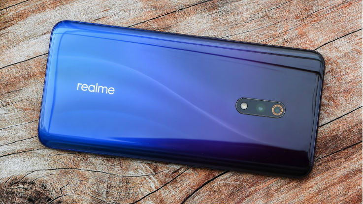 Realme X official poster confirms pop-up selfie camera, gradient finish