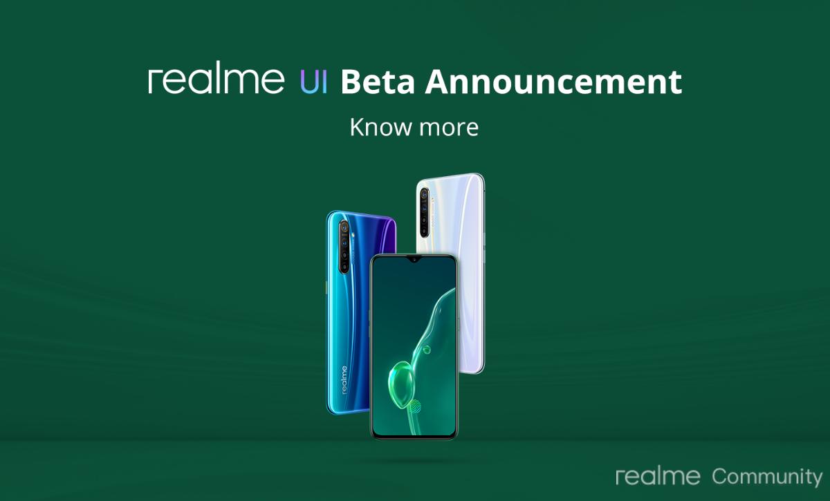 Realme announces Realme UI beta testing for Realme X2 smartphone
