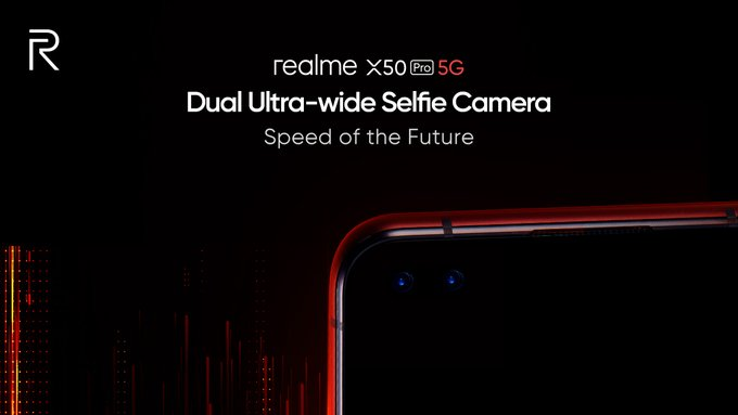 Realme X50 Pro Android 11 Preview Release Program announced in India