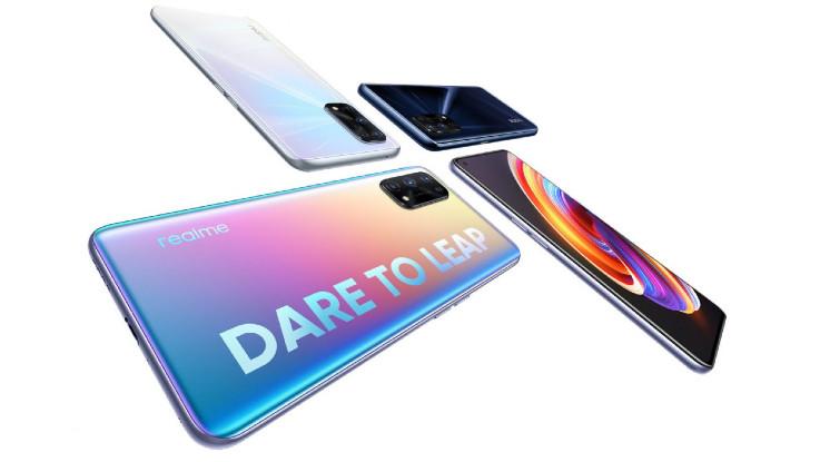 Relame X7 Pro, Realme X7 and Realme V5 smartphones announced