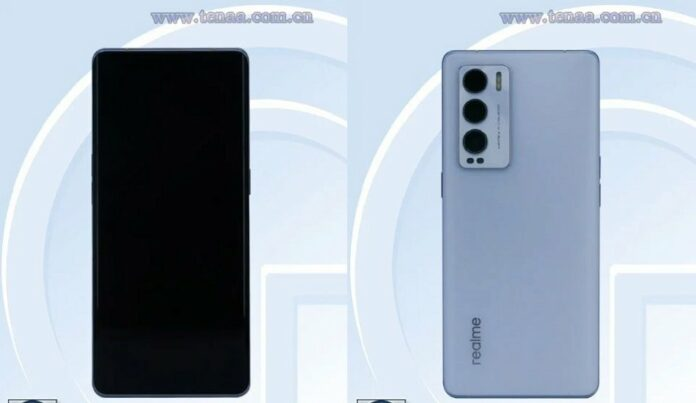 Alleged Realme X9 spotted On TENAA listing, design and specs revealed