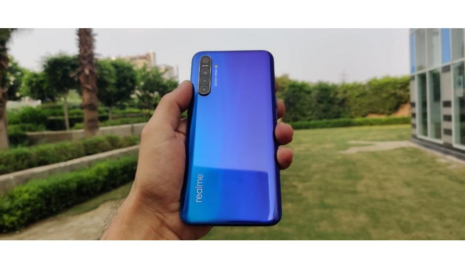 Realme XT gets its first update, brings camera improvements and September Android Security Patch