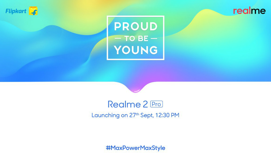 Realme 2 Pro will come with Snapdragon 660, 8GB RAM, Flipkart exclusive