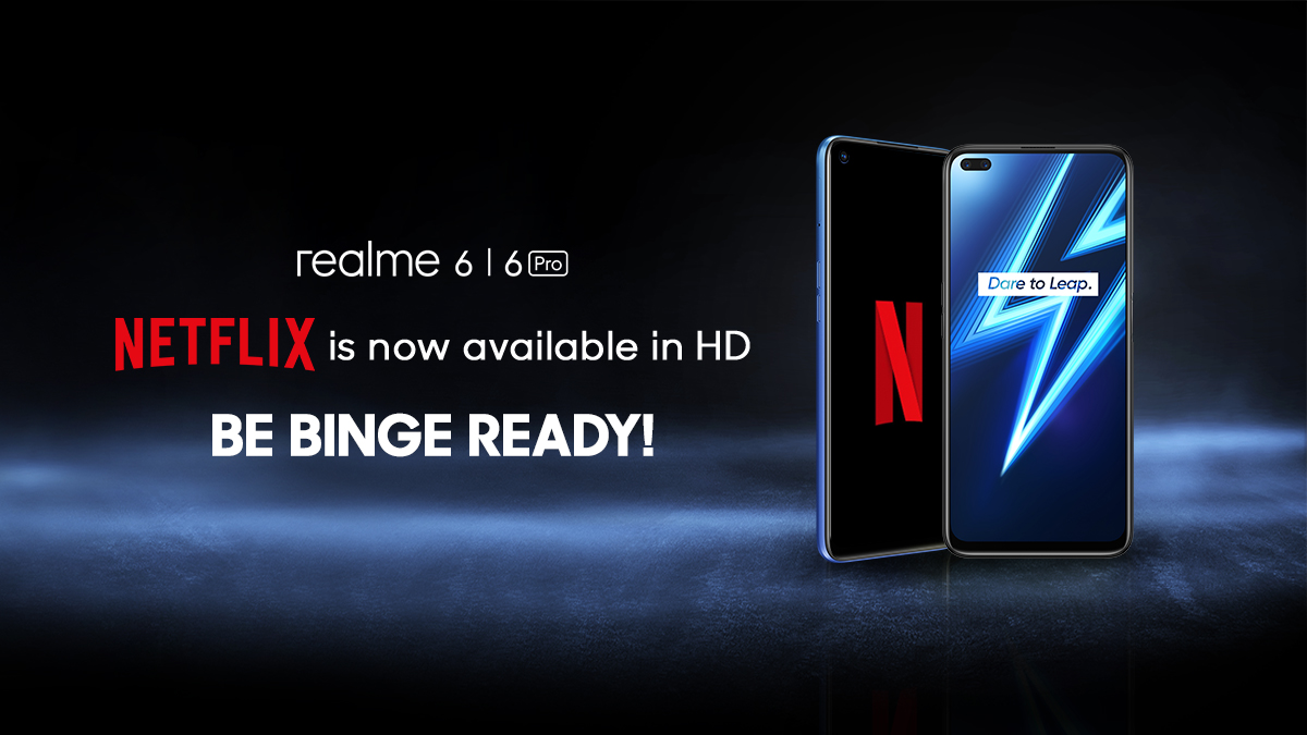 Realme 6 receives new update with automatic restart bug fix and May Security Patch