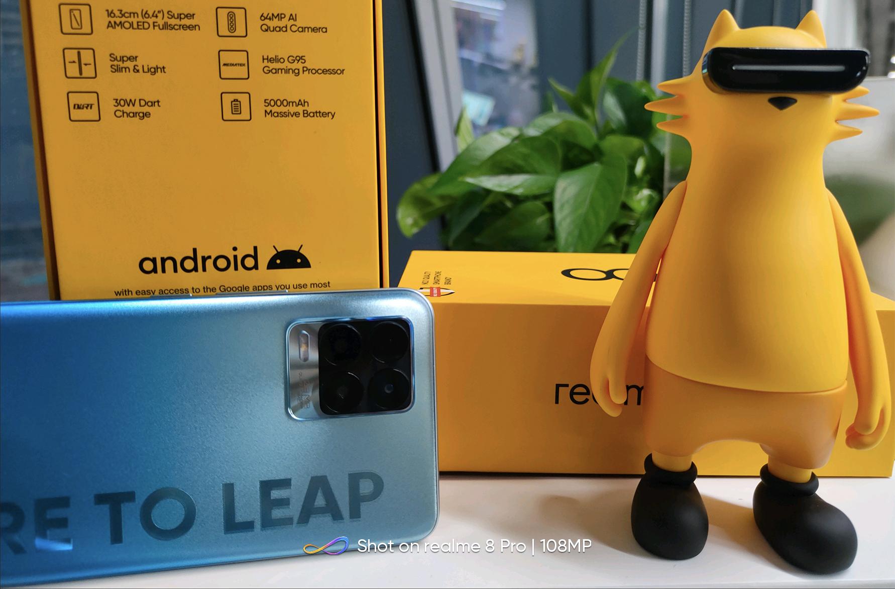 Realme 8 key specifications confirmed by Realme India CEO