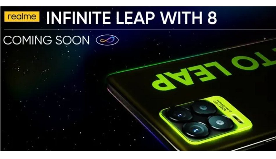 Realme 8 5G coming with Android 11 and 5000mAh battery, shows FCC certification
