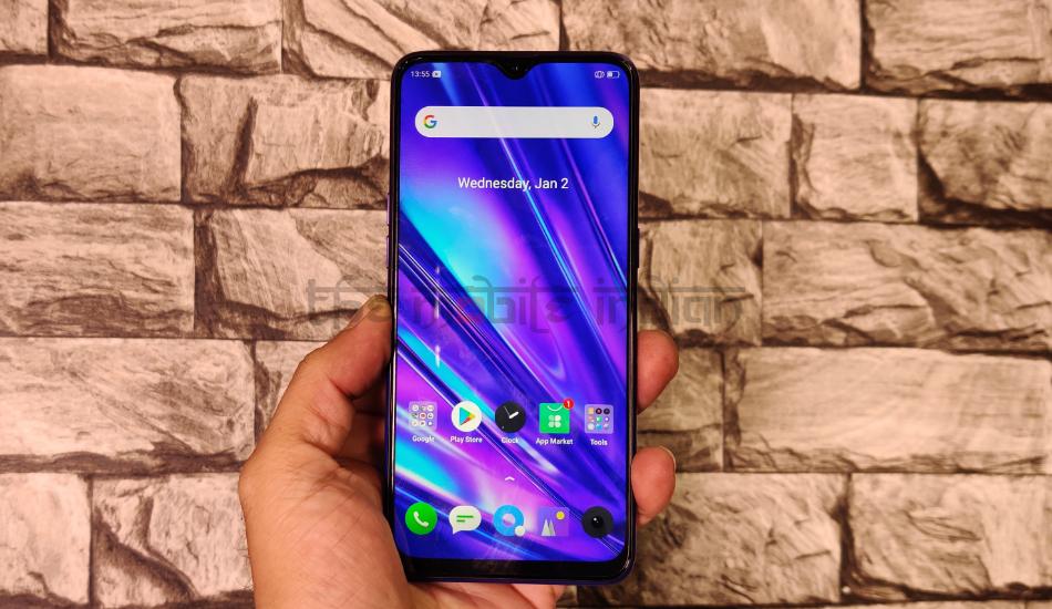 Realme CEO confirms all Realme smartphones will get RealmeOS update