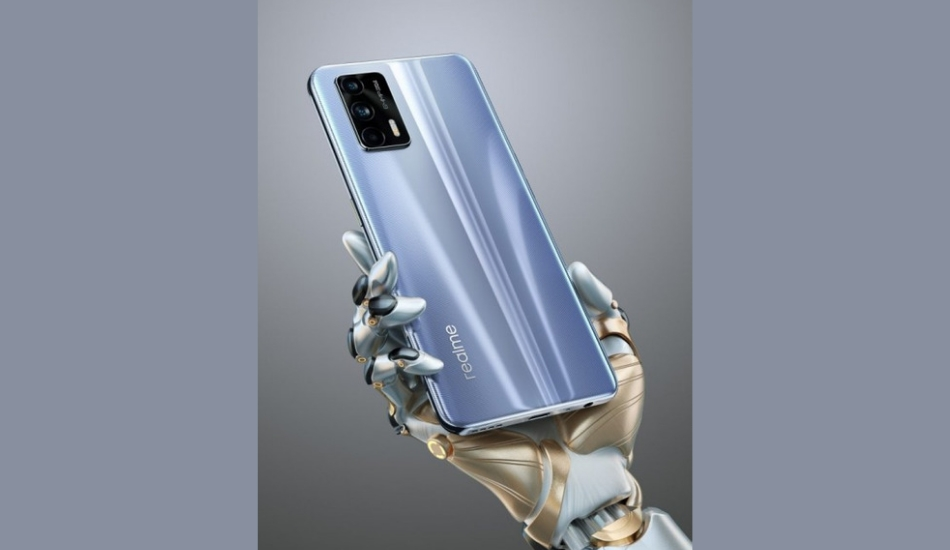 Realme GT revealed in official picture
