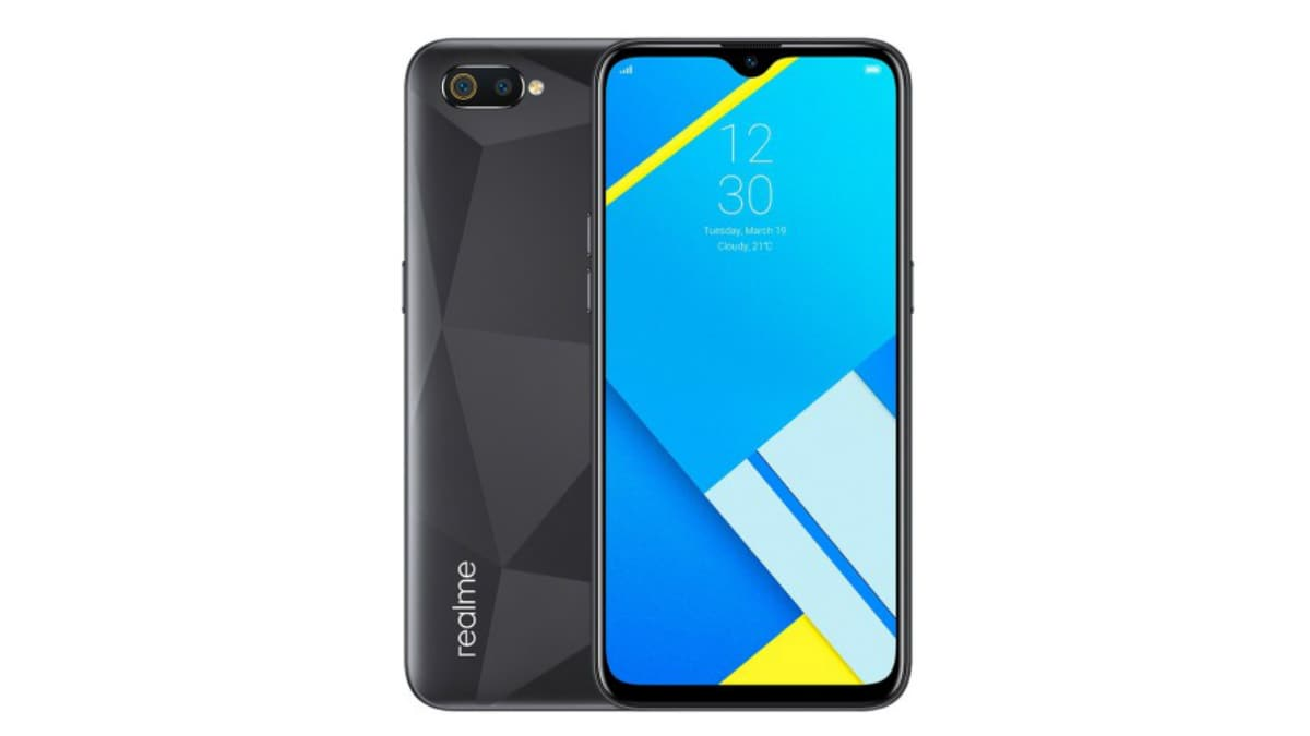 Android 10 based Realme UI 1.0 now rolling out to Realme C2