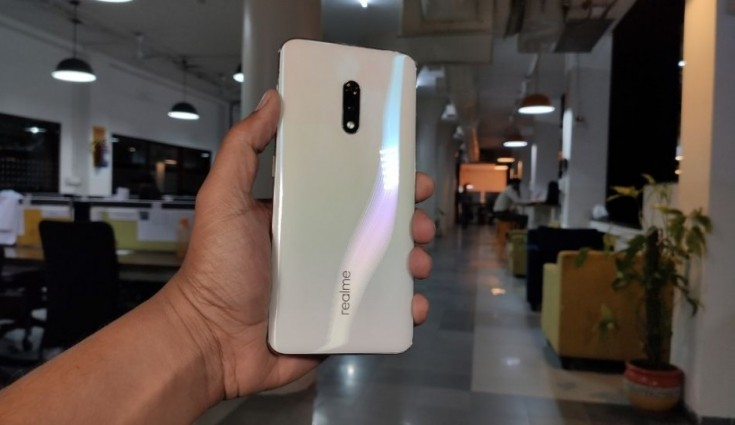 Realme X gets a new update in India