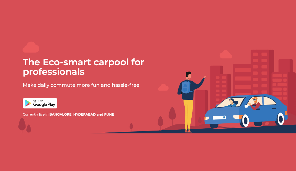 redBus ventures into ride-sharing, launches rPool in Pune, Bengaluru, Hyderabad