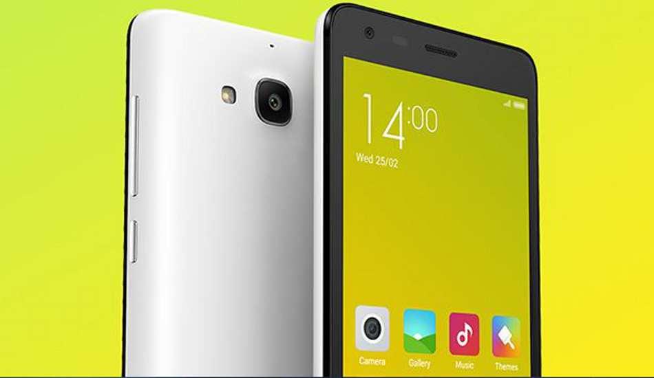 Xiaomi Redmi 2 camera test