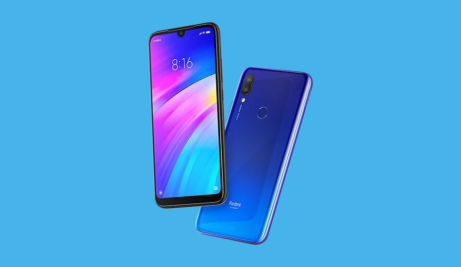 Redmi 7 expected to launch alongside Redmi Y3 In India on April 24