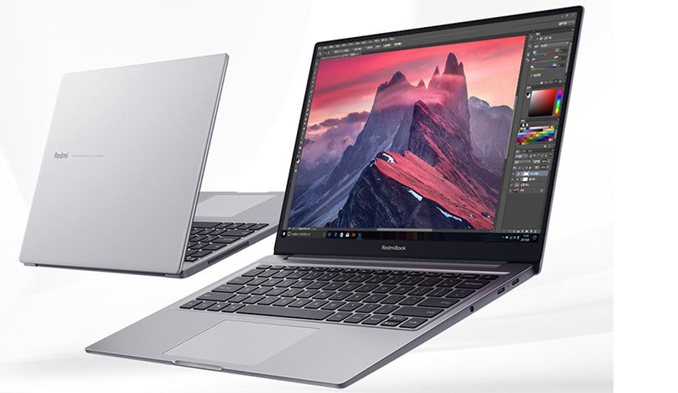RedmiBook Air 13 announced with i5 10th-Gen Intel Processor