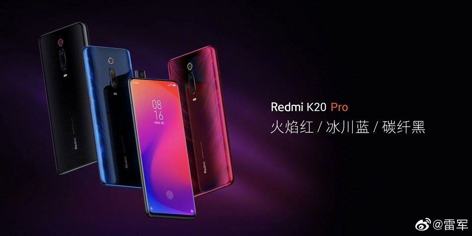 Redmi K20 and Redmi K20 Pro launched, Redmi 7A price and availability announced