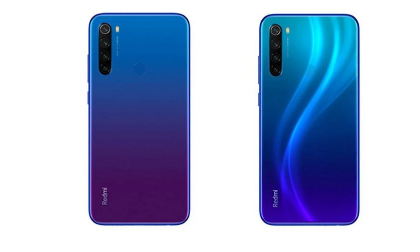 Redmi Note 8T renders surface online, show quad rear cameras