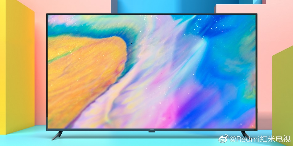 First look of Redmi TV officially released